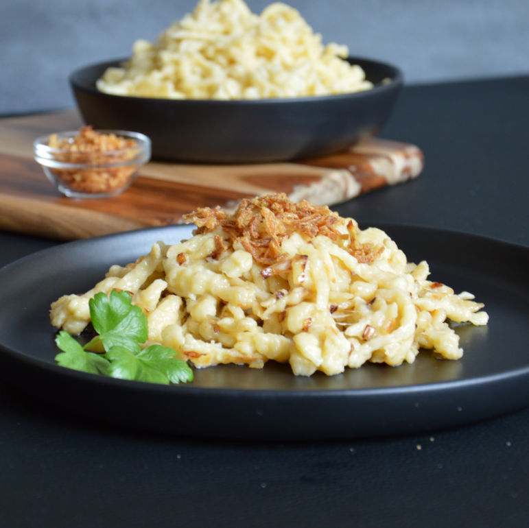 German Cheese Noodles Recipe