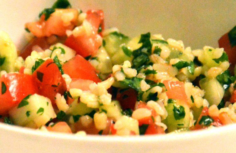Tabbouleh - Arabic Salad