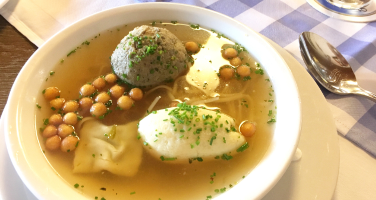 Festagssuppe