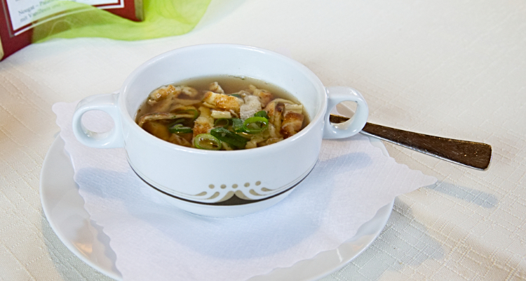 flaedlesuppe