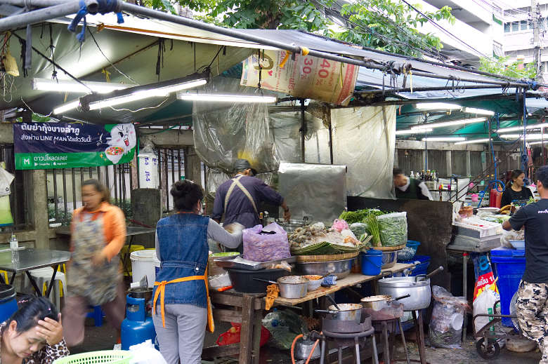 Street food you must try in Bangkok