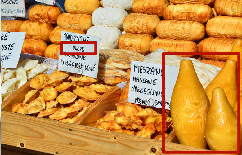 How to buy authentic Oscypek vs. Golka Cheese
