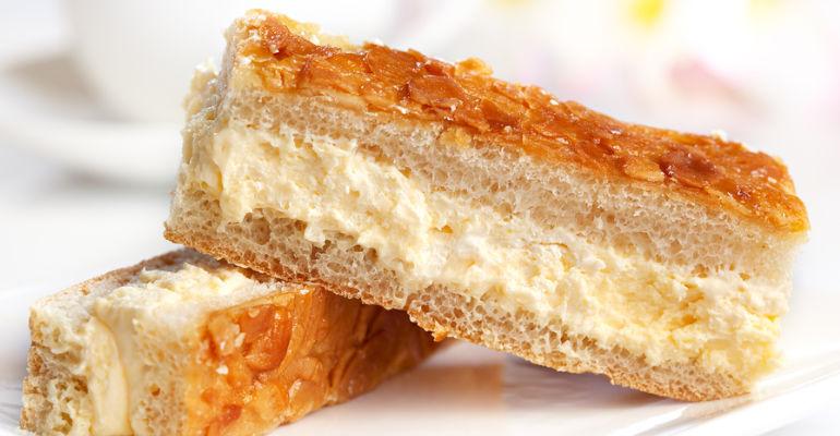 German Bing Sting Cake