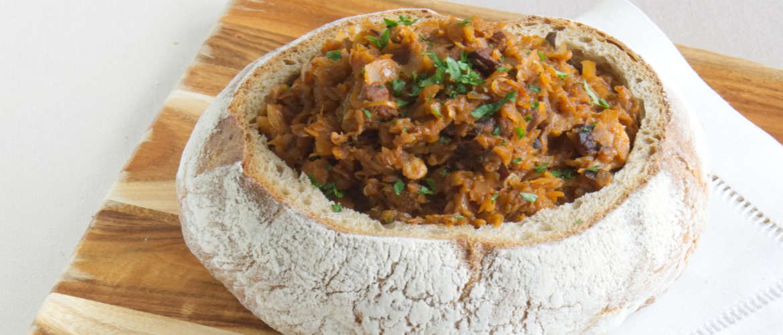 Traditional Polish Cabbage Stew Recipe – Bigos
