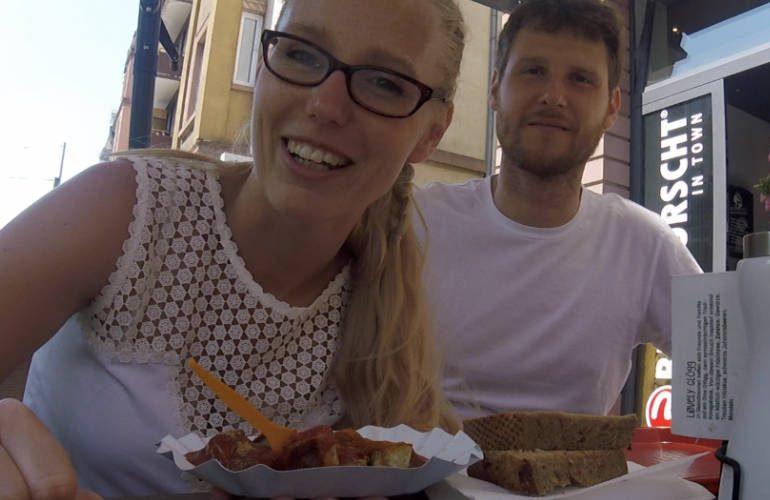 6 sausages to eat in Frankfurt