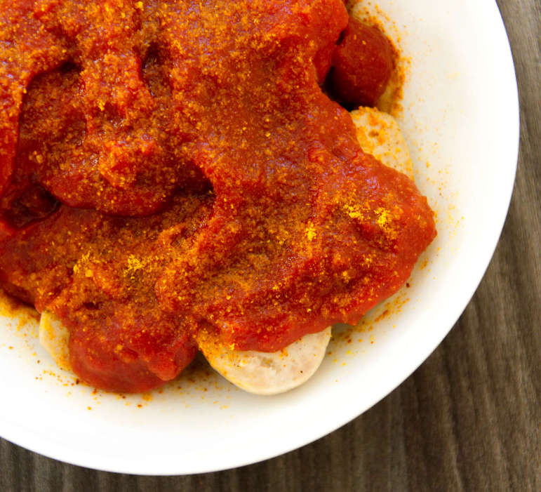 Currywurst Sauce Recipe
