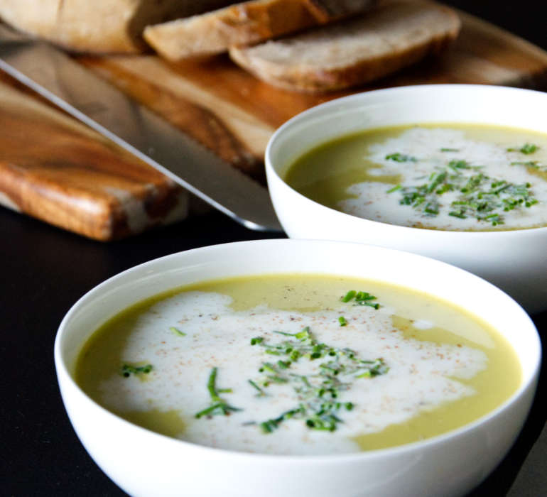 German Pea Soup