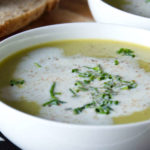 German Green Pea Soup