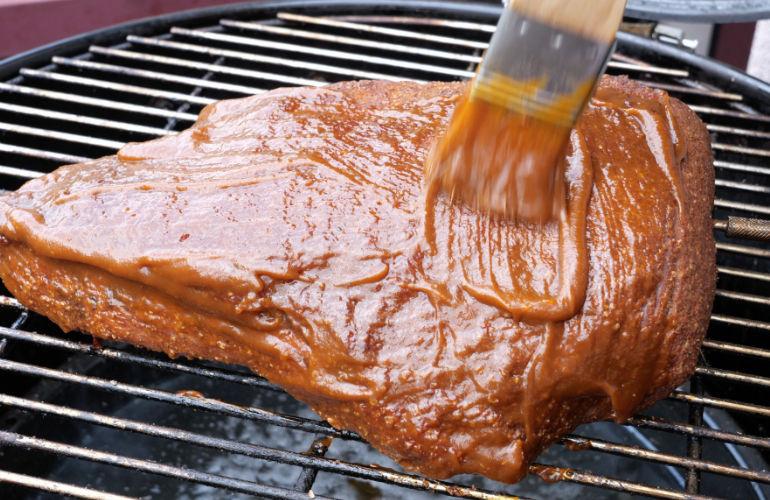 Beef Topside - Brush