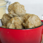 Traditional German Meatballs with Capers – Königsberger Klopse Recipe